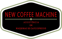 New Coffee Machine Logo